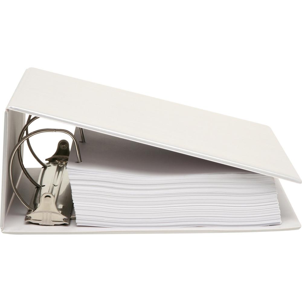 Marbig Titan Professional Series Insert Binder A4 3D Ring 89Mm White