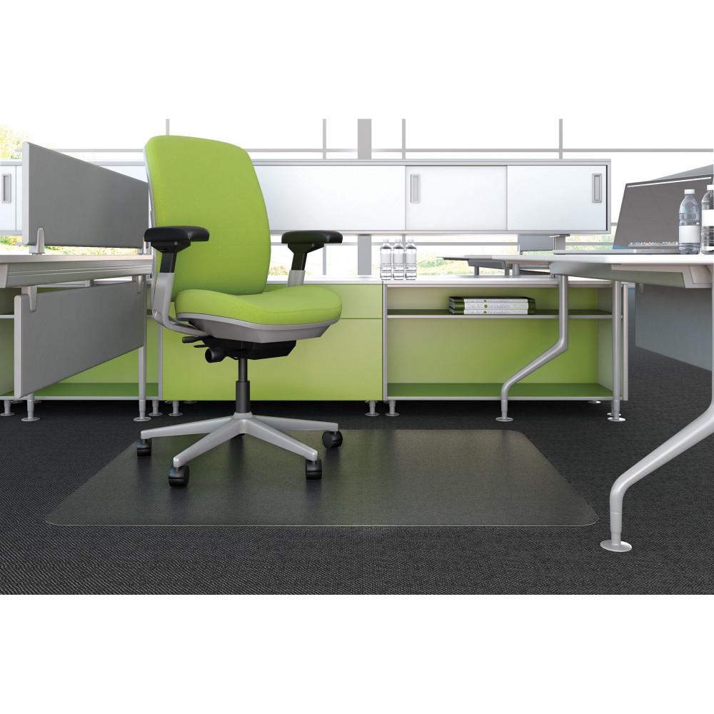 Marbig Enviro Pet Chairmat Large 116x152cm Rectangle Clear