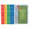 MARBIG COLOURED SHEET PROTECTR A4 Assorted Pk20