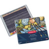 Derwent R32197 Studio 24 Pencils Assorted Tin Pack Of 24