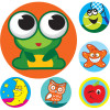 Avery Merit Stickers Mini Assortment 13mm Pk800