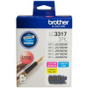 BROTHER INK CARTRIDGE LC-33173PK Value Pack Colour