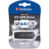 Verbatim Store 'n' Go Version 3 USB 64GB Grey