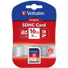 Verbatim 16GB SDHC Memory Card Class 10