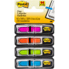 POST-IT FLAGS 684-ARR4 Mini Arrow Assorted Pack of 96