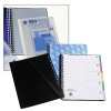 Marbig Plastic Divider A4 5 Tab For Display Book Multi Colour