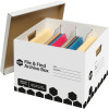 MARBIG ARCHIVE BOX File and Find L420mm x H320mm x W390mm
