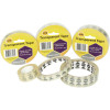 MARBIG OFFICE TAPE 12mmx33m Clear Roll