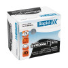 RAPID 9/8 STAPLES 8mm Heavy Duty Box of 5000
