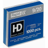 RAPID STAPLES HEAVY DUTY 9/20 Super Strong Box of 1000