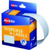 AVERY DMR2432W DISPENSER LABEL Rectangle 24x32mm White Pack of 420