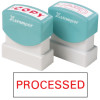 XStamper Stamp CX-BN 1314 Processed Red