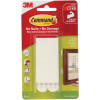 COMMAND PICTURE HANGING STRIPS Large White Pack of 4