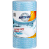 NORTHFORK HEAVY DUTY Antibacterial Perforated Wipes 90 sheets Per Roll Blue