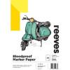 REEVES BLEEDPROOF PAD A5 75GSM 50 Sheets