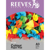 REEVES COLOUR PAD A3