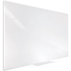 VISIONCHART ACCENT GLASS WHITEBOARD 1200x900mm White