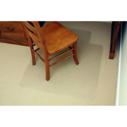 Marbig Economy Chairmat Small 91x121cm Clear