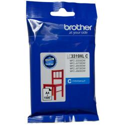 Brother LC-3319XLC Ink Cartridge High Yield Cyan