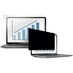 FELLOWES PRIVACY FILTER LAPTOP Fits 15Inch Flat Panel Monitor