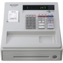 SHARP XEA147W CASH REGISTER 200PLUs White