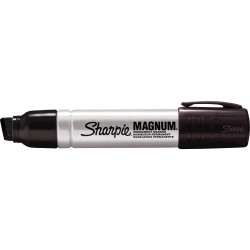 Sharpie Magnum 44 Permanent Marker Chisel 8-15.0mm Black