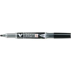 PILOT BEGREEN V MASTER S Whiteboard Marker Black 1.3mm