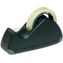 Marbig Professional Series Tape Dispenser Small 33m Black & Grey