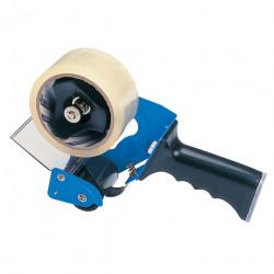 Marbig Tape Dispenser Packaging Hand Held 50mm Blue & Black