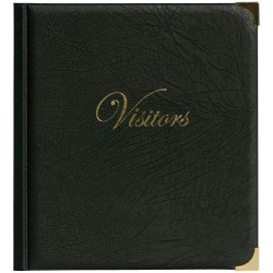 Zions BCVSFR Visitors Pass System Binder To Suit CVSFR Binder Only