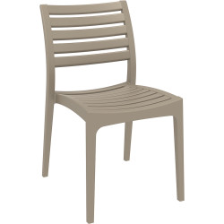ARES HOSPITALITY CHAIR Taupe