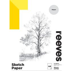 REEVES ARTIST SKETCH PAD A5