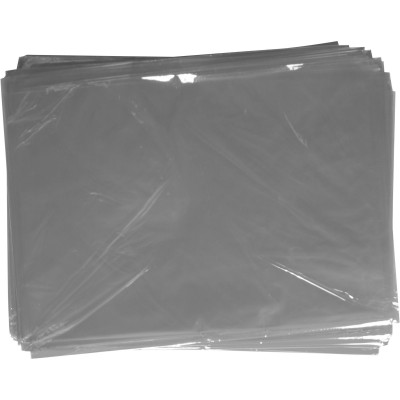 RAINBOW CELLOPHANE 750mm x 1m Clear 25 Sheets Pack