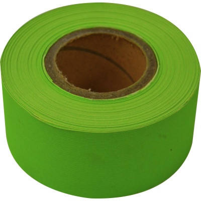 RAINBOW STRIPPING ROLL RIBBED 50mmx30m Lime