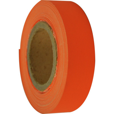 Rainbow Stripping Roll Ribbed 25mmx30m Orange
