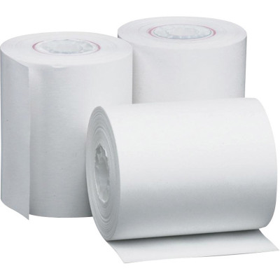 MARBIG REGISTER ROLLS 57mm x 57mm x 11.5mm Thermal Pack of 8