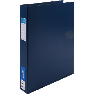 Bantex Binder A3 4D Ring 38mm PVC Portrait Blue