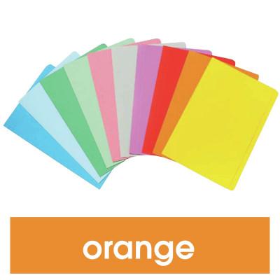 MARBIG MANILLA FOLDER F/Cap Orange Box of 100