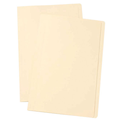 Marbig Manilla Folders Foolscap Buff Pack Of 20